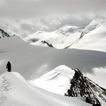 West Ridge, Alphubel (4 206 m / 13 799 ft)