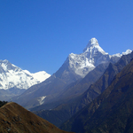 View from Tyangbuche