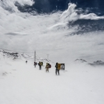 Normal Route, Huayna Potosi (6 088 m / 19 974 ft)