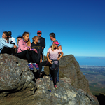 Mountain Viewpoint, Boland Hiking Trail
