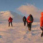 North-West Face, Kazbek (5 033 m / 16 513 ft)