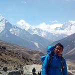 Nagkar Tshang Peak (5,616m)