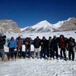 Trek Snow Lake & Biafo Hispar glacier Pakistan