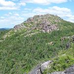 Mount Carleton (820 m / 2 690 ft)