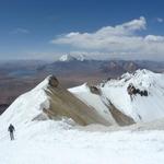 Normal Route, Cerro Acotango (6 052 m / 19 856 ft)