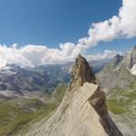 Traverse de lAiguille de la Vanoise, Aiguille de la Vanoise (2 796 m / 9 173 ft)