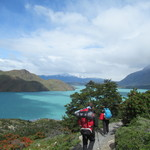 Torres del Paine trek with Rodolfo Reyes - professional mountain guides