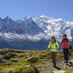 Tour Du Mont Blanc Trek, Alps