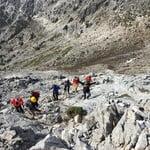 Lefka Ori Gigilos peak 2.080m