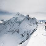 North-West Face, Bishorn (4 153 m / 13 625 ft)