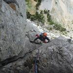 La Tour des Gemeaux, Mont-Aiguille
