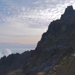Ascent to Pico Almanzor, Pico Almanzor (2 592 m / 8 504 ft)