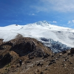 Glacier school on the equator + 3 peaks in 5 days