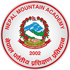 Logo of Nepal Mountain Academy