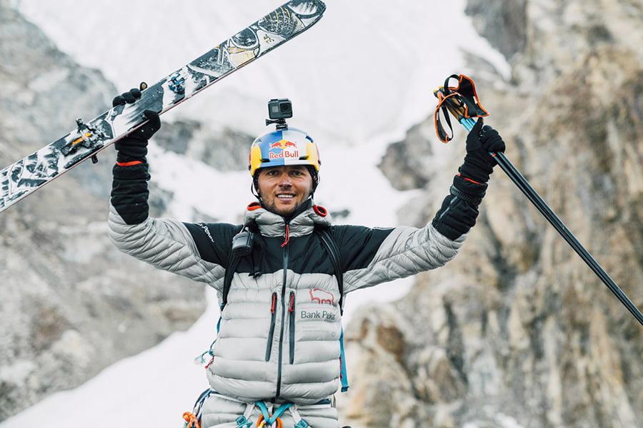 Video Of Andrzej Bargiel K2 First Ski Descent | Mountain Planet