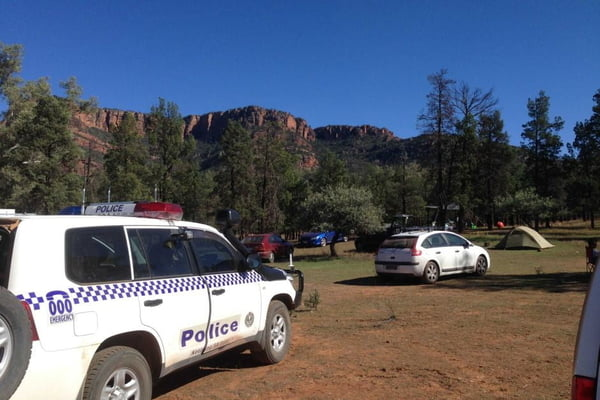 Rock climbers killed in suspected cliff fall in Flinders Ranges