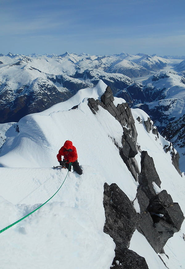 Five First Ascents in Alaska by Simon Richardson and Mark Robson