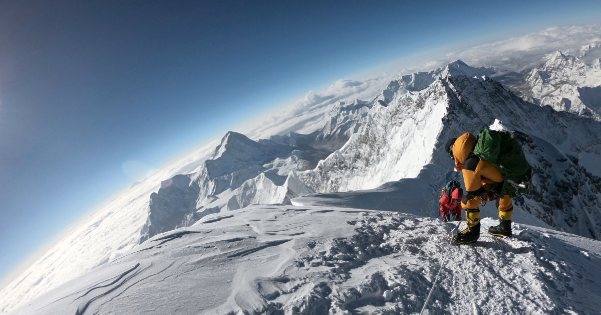 How Everest Ascenders Exercise During Lockdown