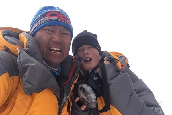 Australian Becomes Youngest Woman to Climb Cho Oyu