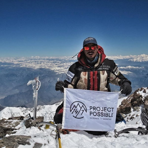 Nirmal 'Nims' Purja Scales Nanga Parbat to Complete His Seventh 8000er