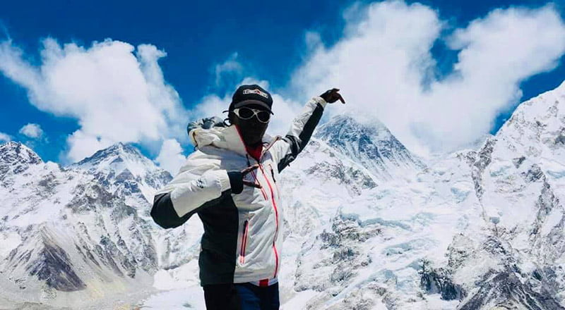 First Black African Woman, Others Scale Mt Everest; Summit Success on Lhotse, Makalu