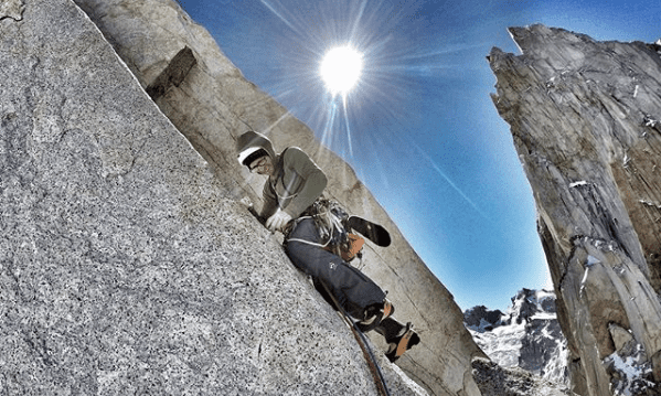 Pou Brothers Put Up New Route in Patagonia