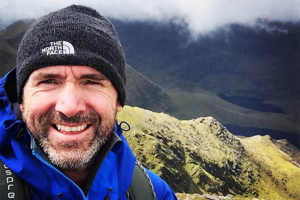 Irish Professor Seamus Lawless Missing Near Balcony Area on Mt Everest