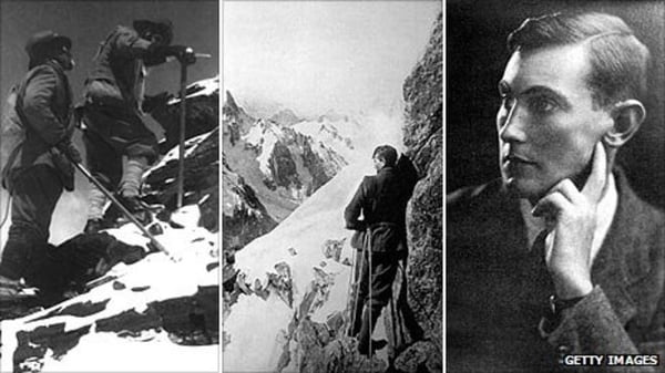 Lifelong secret of Everest pioneer: I discovered Mallory's body in 1936