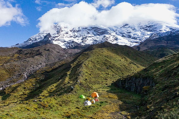 Global warming has made iconic Andean peak unrecognizable