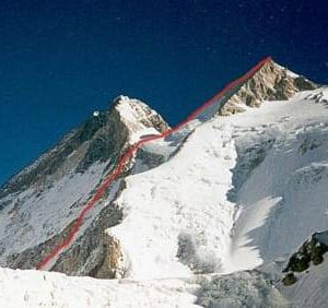 Gasherbrum II: Urubko Goes It Alone Tonight