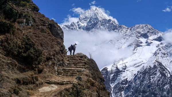 Hundreds of trekkers stranded on Nepal's mountain trails after coronavirus lockdown