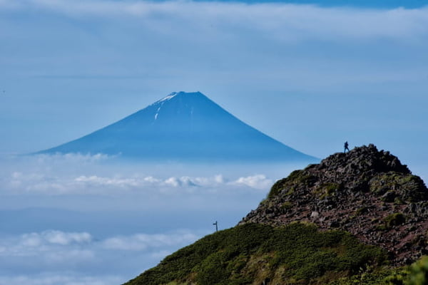 Mount Fuji plans to start charging compulsory fee to climbers