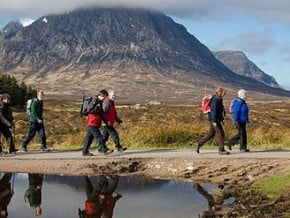 Image of Western Highland Way, Scottish Highlands