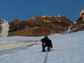 Image of North Face Route, Mount Hood (3 429 m / 11 250 ft)