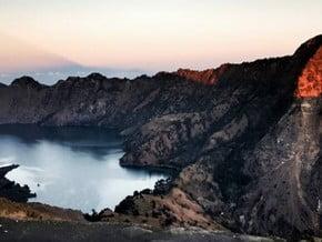 Image of Mount Rinjani