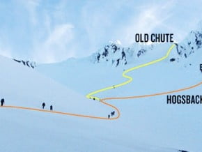 Image of South Side Normal Route, Mount Hood (3 429 m / 11 250 ft)