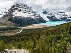 Image of Berg Lake Trail, North American Cordillera