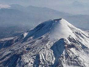 Image of Pico de Orizaba - Cara Sur, Pico de Orizaba (5 660 m / 18 570 ft)