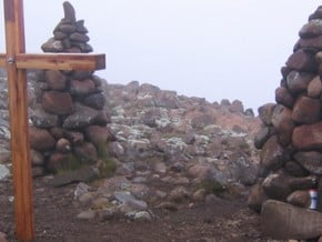 Image of Normal Route, Thabana Ntlenyana (3 482 m / 11 424 ft)