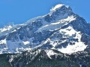 Image of Mount Columbia (3 747 m / 12 293 ft)