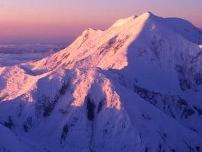 Image of Мак-Кинли (6 194 m / 20 322 ft)