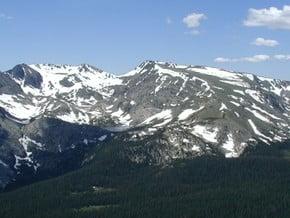 Image of Mount Ida (3 915 m / 12 845 ft)
