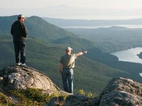 Image of Sunshine Coast Trail