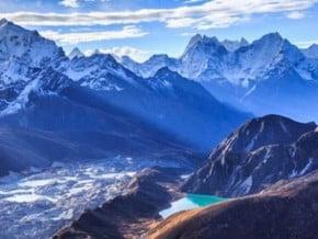Image of Everest Gokyo Lakes, Himalaya