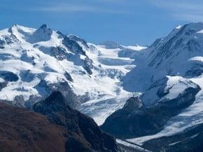 Image of Monte Rosa Massif