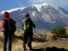 Image of Normal Route, Little Ararat (3 896 m / 12 782 ft)