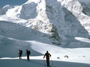 Image of Piz Bernina Ski Touring, Alps