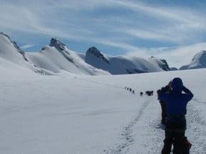 Image of Italian High Level Trek, Alps