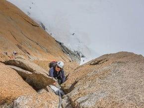 Image of South Face, Aiguille du Midi (3 842 m / 12 605 ft)