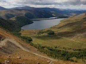 Image of Khangai Mountains